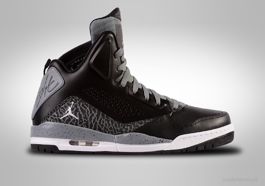 NIKE AIR JORDAN SC-3 PREMIUM BLACK CEMENT