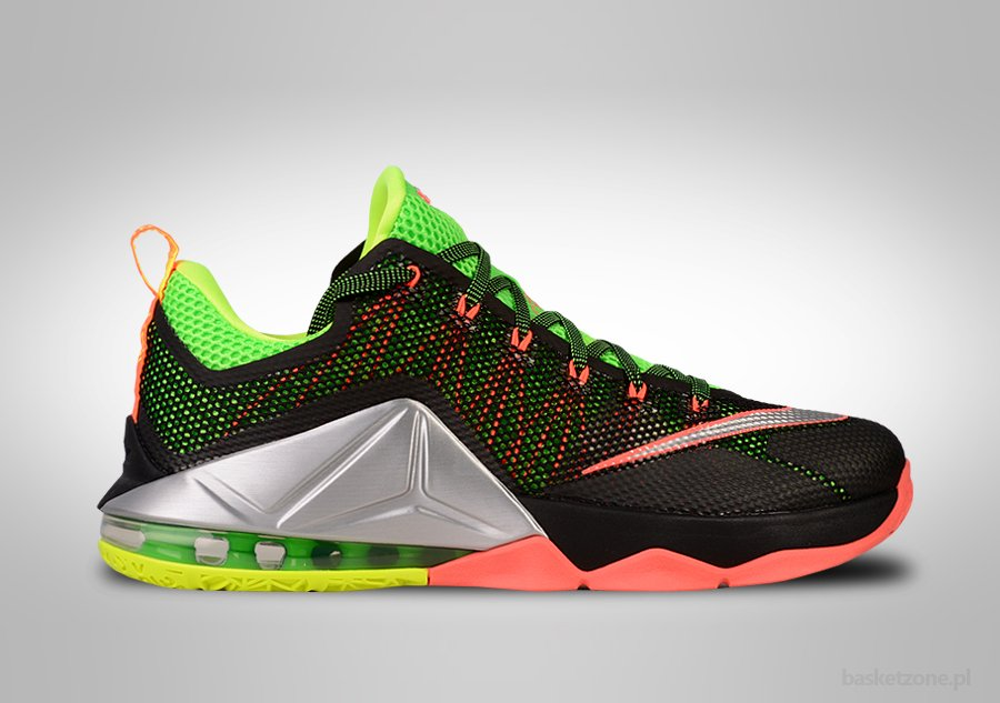 NIKE LEBRON XII LOW REMIX