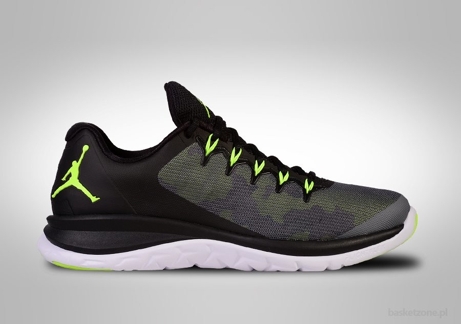 43c96aa30f01 NIKE AIR JORDAN FLIGHT RUNNER 2 BLACK GHOST GREEN price €97.50 ...