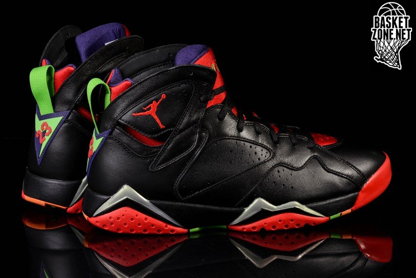 online retailer c6a2c e994c NIKE AIR JORDAN 7 RETRO GS MARVIN THE MARTIAN (SMALLER SIZES)