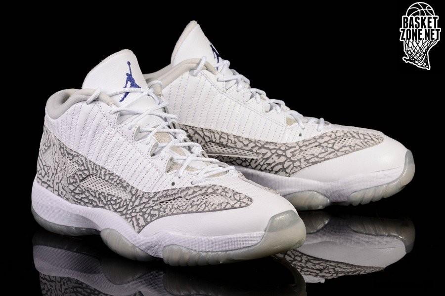 """Air Jordan XI IE Low """"Cobalt"""""""