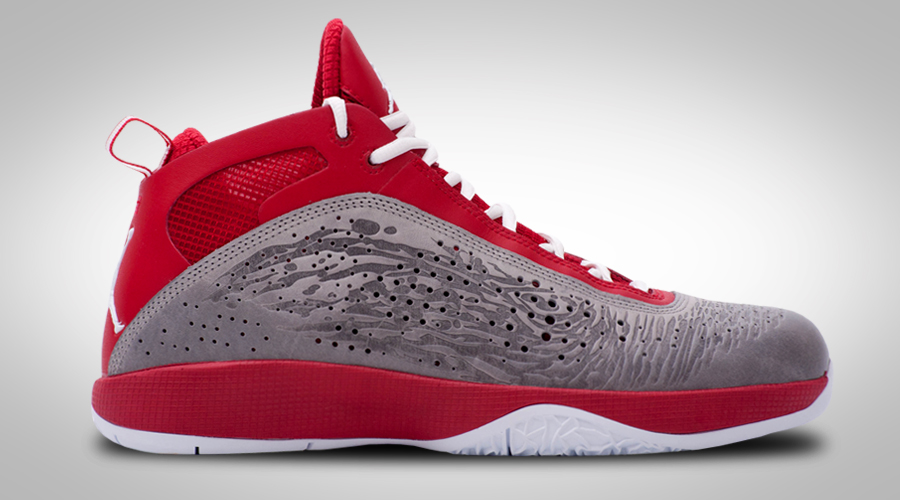 NIKE AIR JORDAN 2011 26 XXVI RED WOLF GREY